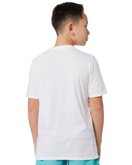 WHITE KIDS BOYS HURLEY TOPS - BQ1504100