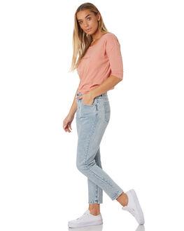 ROSE DAWN WOMENS CLOTHING RUSTY TEES - TTL1020RDN