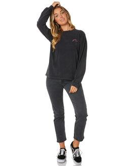 VINTAGE BLACK WOMENS CLOTHING RUSTY TEES - TTL1002VBL