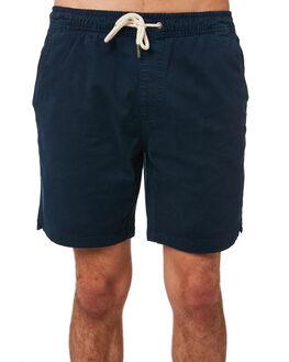 NAVY MENS CLOTHING ACADEMY BRAND SHORTS - 19S602NVY