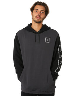 ANTHRACITE MENS CLOTHING HURLEY JUMPERS - AA9999060
