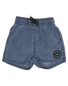 DEEP BLUE KIDS TODDLER BOYS BILLABONG BOARDSHORTS - 7585439DBLUE
