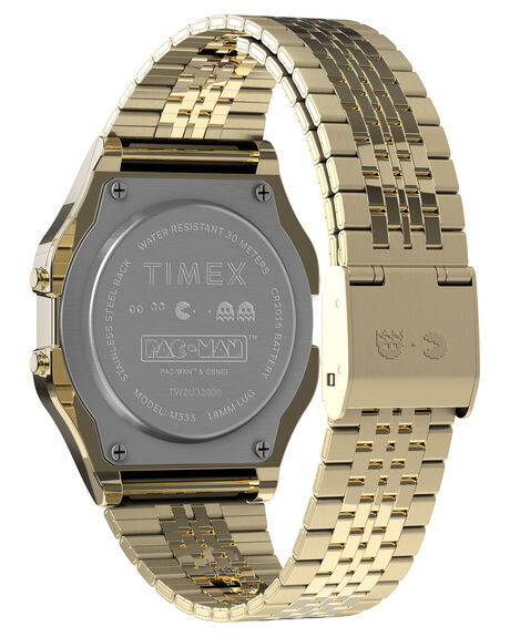 GOLD MENS ACCESSORIES TIMEX WATCHES - TW2U32000GLD