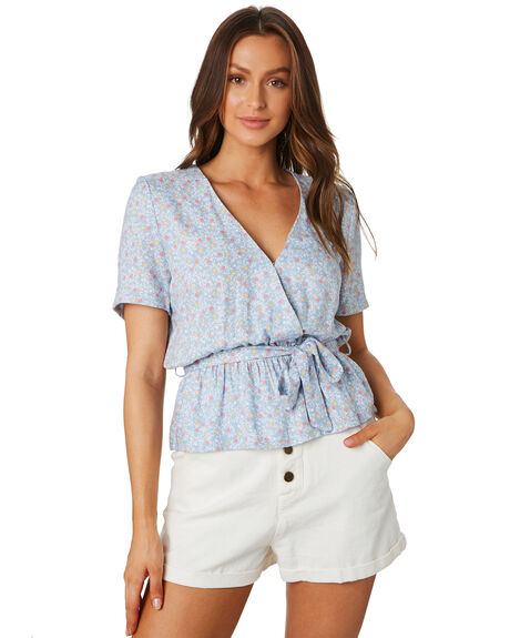 VALLEY DITSY WOMENS CLOTHING SWELL FASHION TOPS - S8202002VLDSY