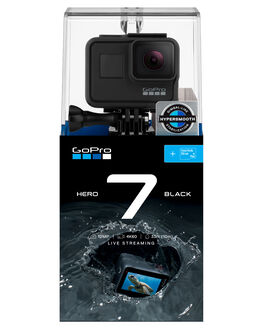 BLACK MENS ACCESSORIES GOPRO AUDIO + CAMERAS - CHDSB-701BLK
