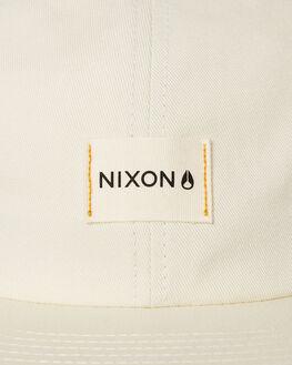 CREAM MENS ACCESSORIES NIXON HEADWEAR - C2867104