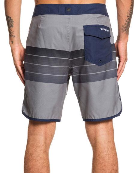 NAVY BLAZER MENS CLOTHING QUIKSILVER BOARDSHORTS - EQYBS04342-BYJ6