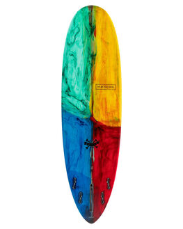 KALEIDOSCOPE TINT 1 BOARDSPORTS SURF MODERN LONGBOARDS GSI SURFBOARDS - MD-LOVEPU-KAL