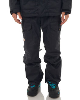 BLACK SNOW OUTERWEAR DC SHOES PANTS - EDYTP03026KVJ0