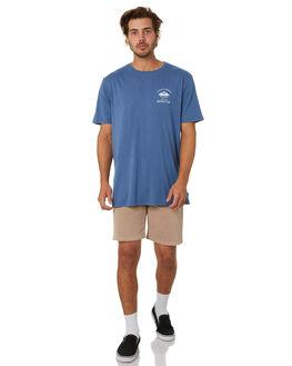 INDIGO MENS CLOTHING DEPACTUS TEES - D5202002INDIG