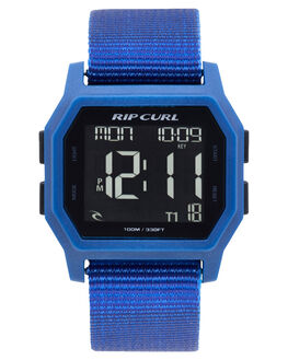 BLUE MENS ACCESSORIES RIP CURL WATCHES - A30870070