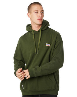 RIFLE GREEN MENS CLOTHING MISFIT JUMPERS - MT091200RGRN