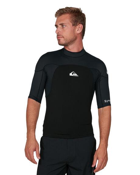 BLACK/WHITE BOARDSPORTS SURF QUIKSILVER MENS - EQYW903005-XKKW