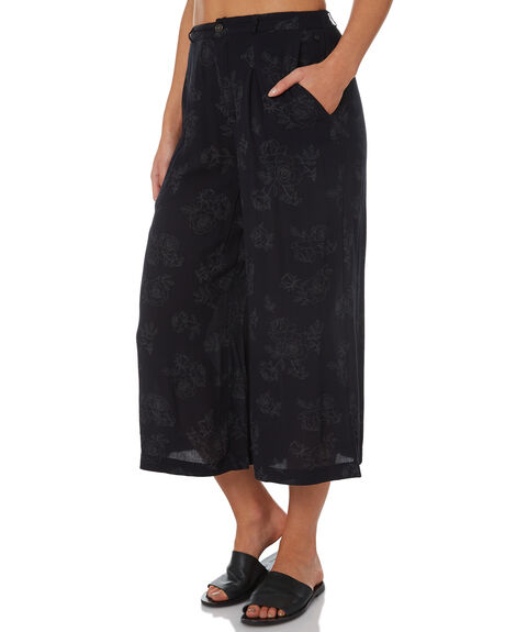 BLACK ROSE WOMENS CLOTHING ELEMENT PANTS - 283242BLK