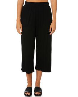 BLACK WOMENS CLOTHING BETTY BASICS PANTS - BB711T20BLK