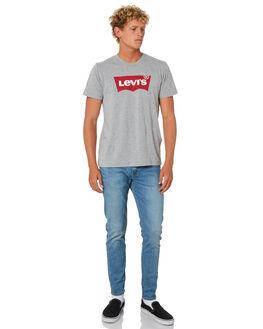 PELICAN RUST MENS CLOTHING LEVI'S JEANS - 28833-0588PELRS