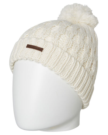 WHITE WOMENS ACCESSORIES BILLABONG HEADWEAR - 6695302WHT