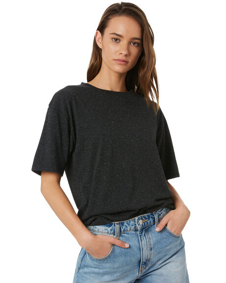 CHARCOAL WOMENS CLOTHING SWELL TEES - S8184006CHAR