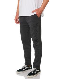BLACK HEATHER MENS CLOTHING HURLEY PANTS - AJ2234032