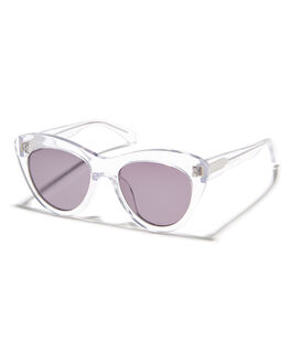 CRYSTAL WOMENS ACCESSORIES OSCAR AND FRANK SUNGLASSES - 004CRYST
