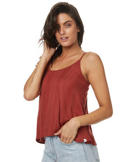 SPICED CORAL WOMENS CLOTHING ELEMENT FASHION TOPS - 273211SPI
