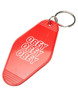 RED MENS ACCESSORIES OBEY OTHER - 100160017RED