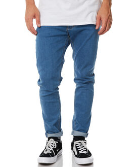 HEY BLUE MENS CLOTHING A.BRAND JEANS - 809762747
