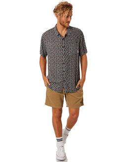 TAN MENS CLOTHING STUSSY SHORTS - ST082601TAN