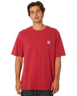 RUBY RED MENS CLOTHING VOLCOM TEES - A4331964RUR