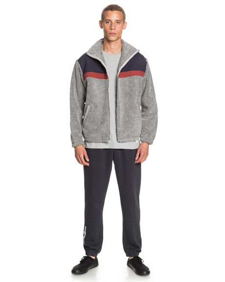 PARISIAN NIGHT MENS CLOTHING QUIKSILVER JUMPERS - EQYFT04190-BYP0