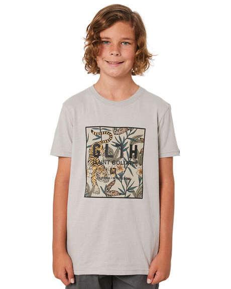 GREY KIDS BOYS ST GOLIATH TOPS - 2463008GRY