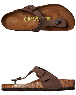 MOCCA MENS FOOTWEAR BIRKENSTOCK THONGS - 043751MMOC