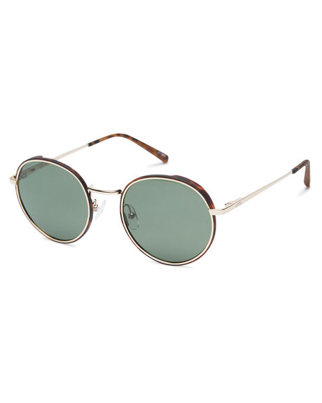 MATTE TORT MENS ACCESSORIES LOCAL SUPPLY SUNGLASSES - COURTTLM2