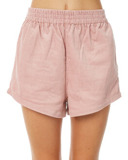 HAZY PINK WOMENS CLOTHING DR DENIM SHORTS - 1811131494