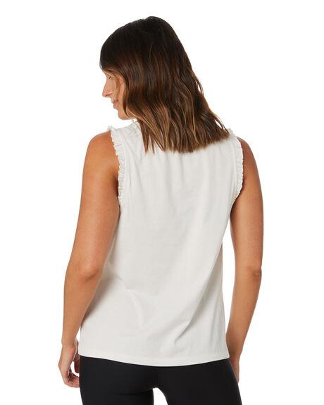 WHITE WOMENS CLOTHING THE UPSIDE ACTIVEWEAR - USW121074WHT