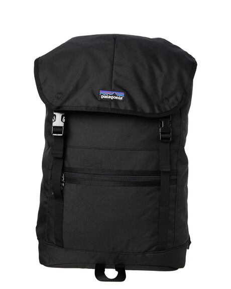 BLACK MENS ACCESSORIES PATAGONIA BAGS + BACKPACKS - 47958BLK