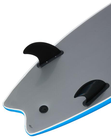 BLUE BOARDSPORTS SURF OCEAN AND EARTH SOFTBOARDS - SEMR60BLU