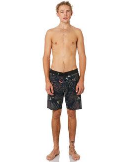 BLACK MULTI MENS CLOTHING O'NEILL BOARDSHORTS - 5411806BLKM