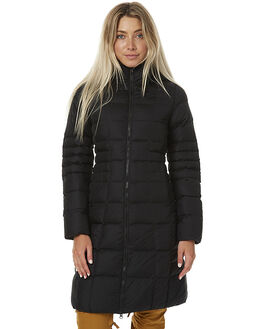 TNF BLACK WOMENS CLOTHING THE NORTH FACE JACKETS - NF0A2TANJK3