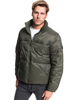 DEEP DEPTHS MENS CLOTHING QUIKSILVER JACKETS - EQYJK03516-CZC0