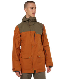 GINGER SNOW OUTERWEAR DAKINE JACKETS - 10000635GING