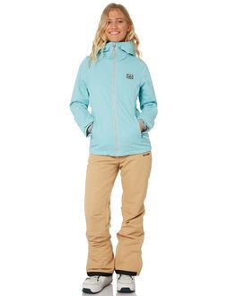 NILE BLUE BOARDSPORTS SNOW BILLABONG WOMENS - L6JF01SNIBLU