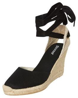 BLACK WOMENS FOOTWEAR SOLUDOS FASHION SANDALS - FWT1101-1BLACK