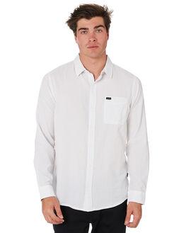 WHITE MENS CLOTHING RIP CURL SHIRTS - CSHMQ11000