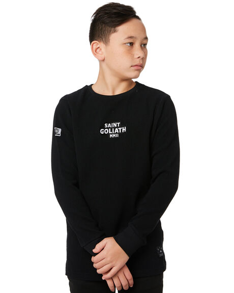 BLACK OUTLET KIDS ST GOLIATH CLOTHING - 2432020BLK