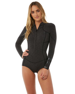 BLACK SURF WETSUITS HURLEY SPRINGSUITS - 94082100A