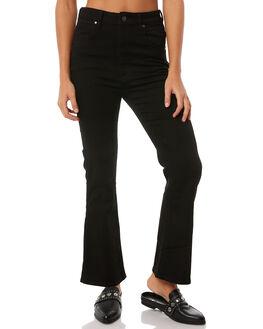 1995 BLACK WOMENS CLOTHING WRANGLER JEANS - W951047FD61995B