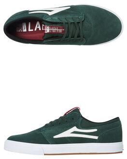 PINE MENS FOOTWEAR LAKAI SNEAKERS - MS3190227A00PINE
