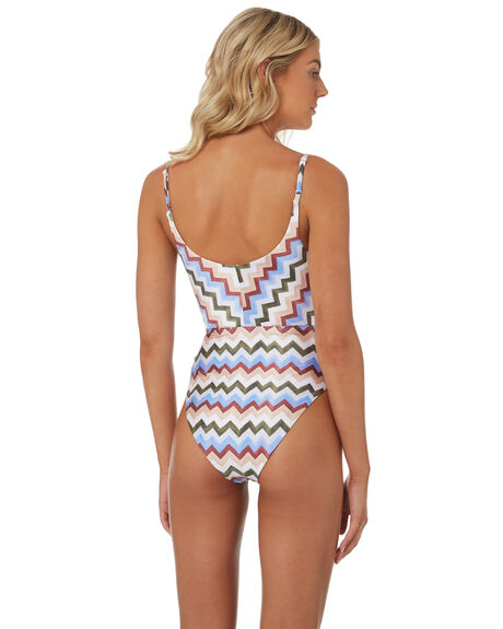 LAYLA ZIGZAG OUTLET WOMENS NINE ISLANDS ONE PIECES - M8184340LAYZG