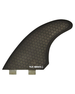 CLEAR BOARDSPORTS SURF CAPTAIN FIN CO. FINS - CFF3411500CLR